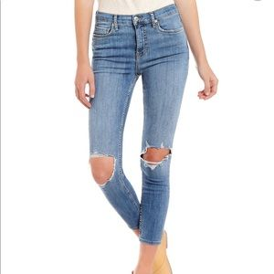 Free People: We the Free High Waist Skinny Jeans